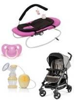 Anne & Bebek & Oyuncak