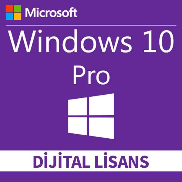 Windows 10 Pro Lisans Anahtarı