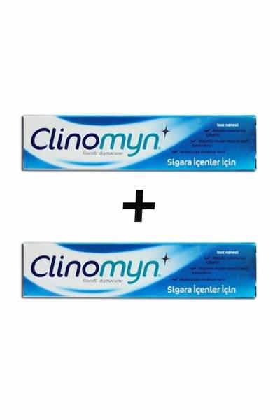 Clinomyn Sigara İçenler İçin Diş Macunu