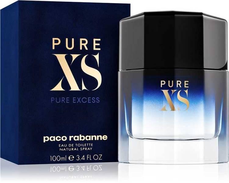 Paco Rabanne Pure Xs Excess Edt  Erkek Parfüm