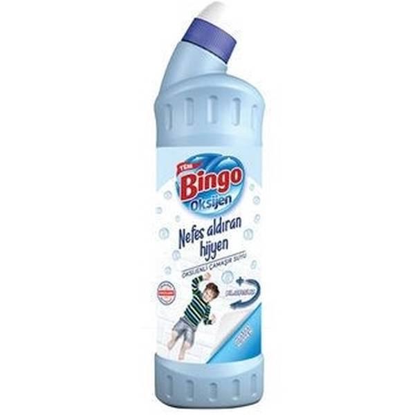 Bingo Oksijen Çamaşır Suyu 750 Ml Hassas Hijyen
