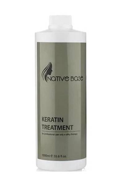 Native Base Keratin Treatment 1000 Ml
