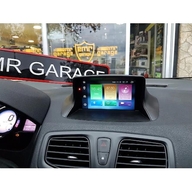 Renault Megan 3 Navigasyon Dvd Usb Bluetooth Kamera