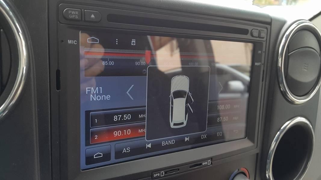 Cıtroen Berlingo 2Gb Android  Navigasyon Usb Bluetooth Kamera