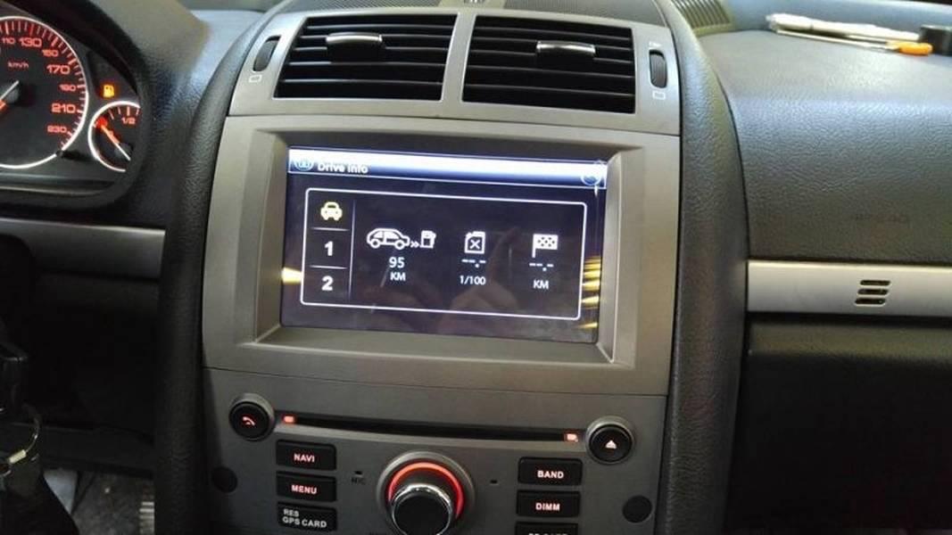Peugeot 407 Android Navigasyon Dvd Usb Bluetooth Hd Kamera Hediye