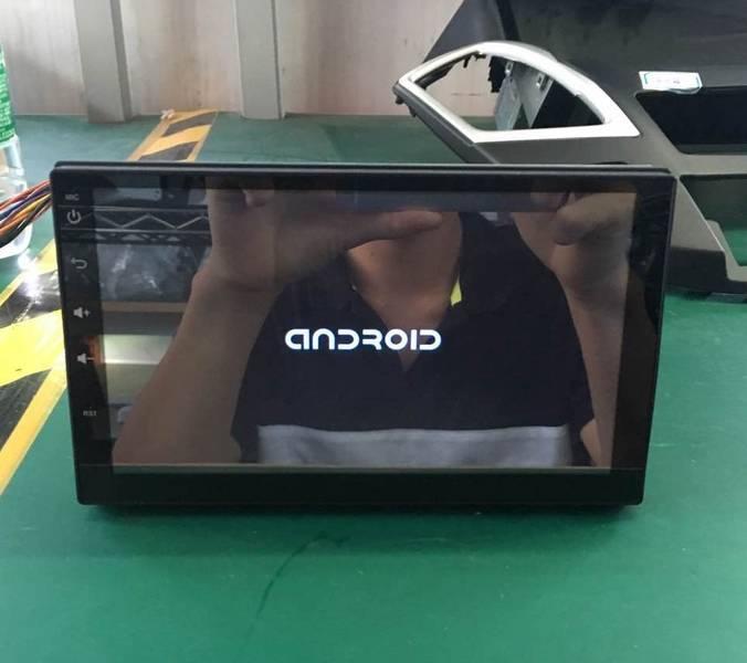 Universal Android Duble Din Navigasyon Dvd Usb Bluetooth Hd Kamera