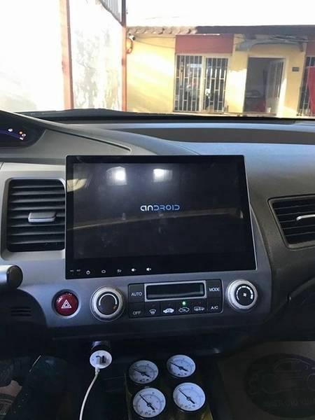 Honda Civic 2006-2011 2Gb Android  Navigasyon Bluetooth Kamera
