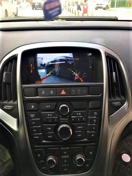 Opel Astra J Navigasyon Dvd Usb Bluetooth Hd Kamera Hediye