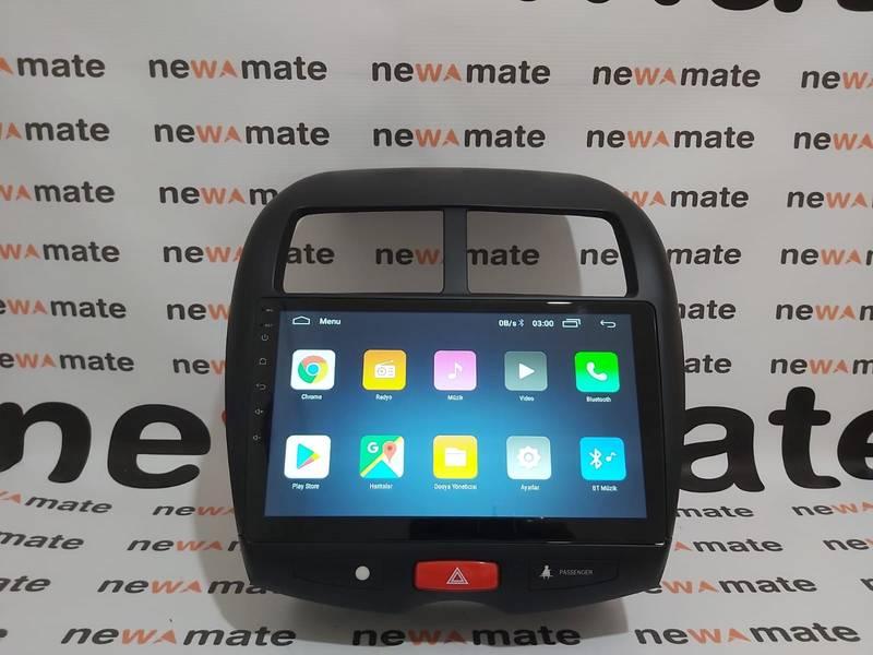 Mitsubishi Asx Android Multimedya 2Gb Ram  Sürüm Hd Kamera