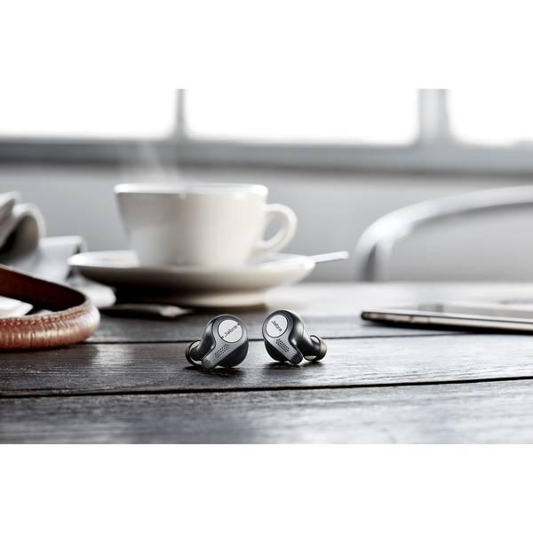 Jabra Elite 65T Bluetooth Kulaklık - Gümüş