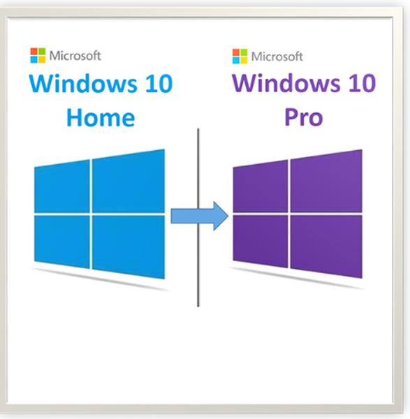 Windows 10 Home Dan Pro Ya Yükseltme Anahtarı
