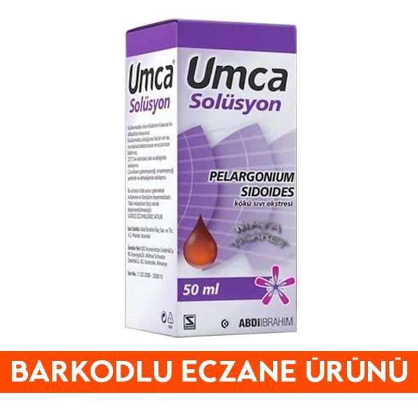 Umca Damla (Solüsyon) 50 Ml Eczane Ürünü