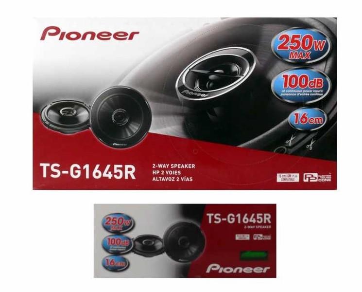 Pioneer Ts-G1645R 250W 16Cm Tweeter Li Hoparlör fiyatı