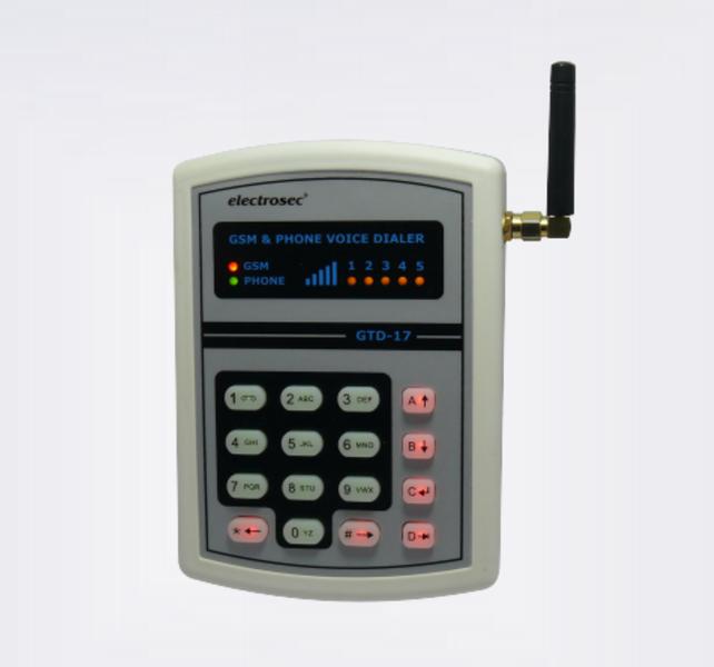 GTD-17 Gsm / Telefon Arama Modülü marka