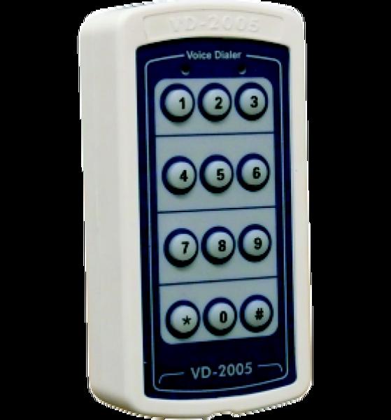 VD-2005 SMD Telefon Arama Modülü Her Tip Alarm Paneli İle Çalışır Alarm Sistemleri Aksesuarları