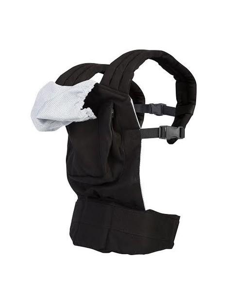 Ergonomik Kanguru Bebek Taşıma Siyah Renk marka