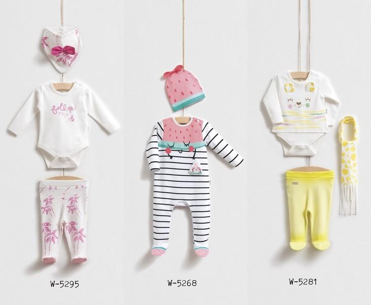 Kız Bebek 3 Lü Kampanyalı Set fiyatı