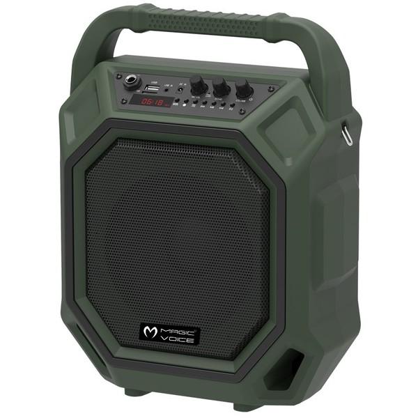 Magicvoice Kablosuz El Mikrofonu Usb-Sd-Bt Taşınabilir Ses Sistem özellikleri