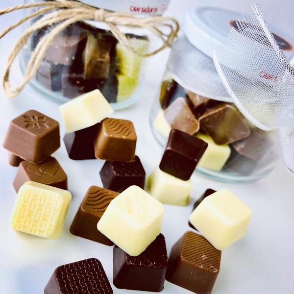 Tatlı Atölye Kavanozda Atıştırmalık Çikolatalar 350 G fiyatı