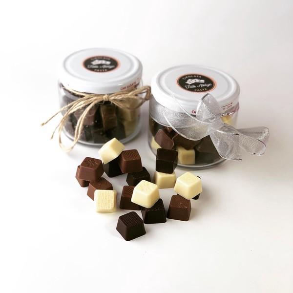 Tatlı Atölye Kavanozda Atıştırmalık Çikolatalar 350 G özellikleri