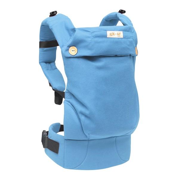 İlkay Baby Handy - Açık Mavi (3Ay-4Yaş) Kanguru