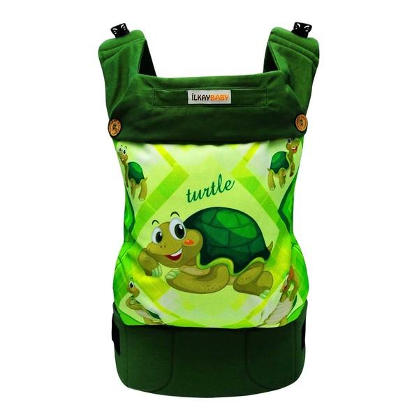 İlkaybaby Ergonomik Kanguru Handy - Tembel Kaplumbağalar Yenidoğan (0-4Yaş) fiyatı