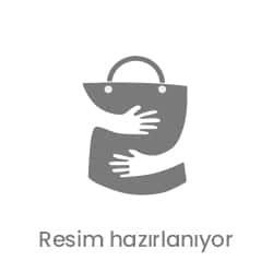 Gümüş Elmas Montür Çiçek Kolye