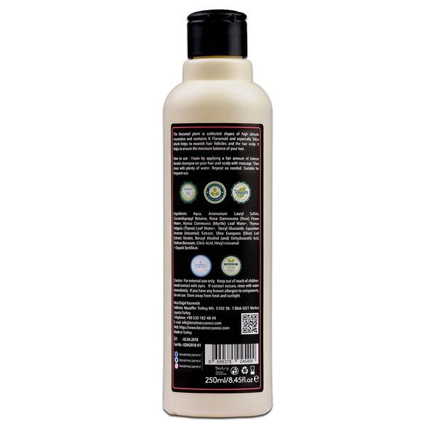 İntense Keratin Saf Keratinli At Kuyruğu Şampuanı 250 Ml fiyatı