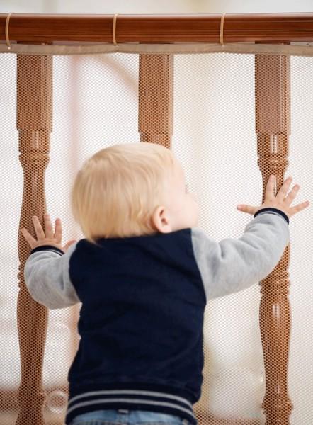 Agubugu Baby - Merdiven/Balkon Güvenlik Filesi -3 Metre x 80cm fiyatları