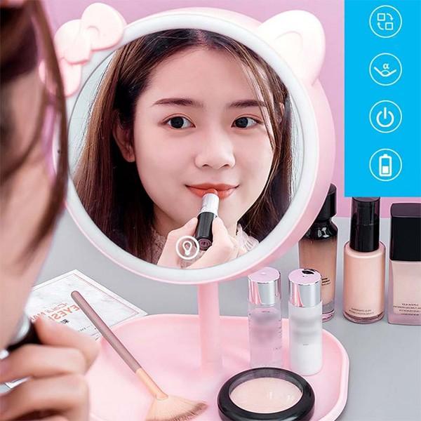 Ezere Makyaj Aynası Led Işıklı Makyaj Lambası Dokunmatık 90 Dere özellikleri