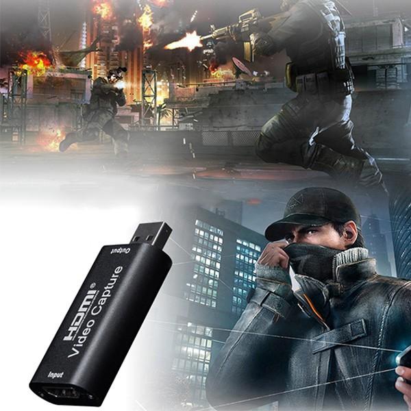 Ally Vıdeo Capture Usb 2.0 To Hdmı Çevırıcı Dönüştürücü Adaptör Micro USB Şarj Kablosu