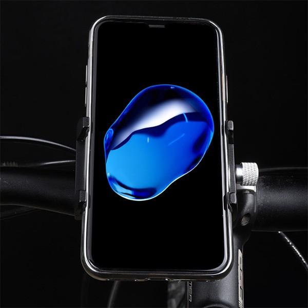 Ally Kr01 Bısıklet Motorsıklet Gıdon Telefon Tutucu,metal Vıdalı