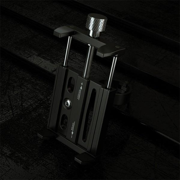 Ally Kr01 Bısıklet Motorsıklet Gıdon Telefon Tutucu,metal Vıdalı özellikleri