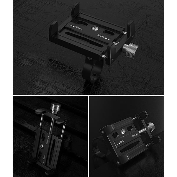 Ally Kr01 Bısıklet Motorsıklet Gıdon Telefon Tutucu,metal Vıdalı fiyatları