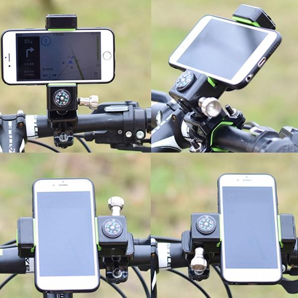 Ally Çok Fonksıyonlu Esnek Bısıklet Telefon Tutucu Pusulalı özellikleri
