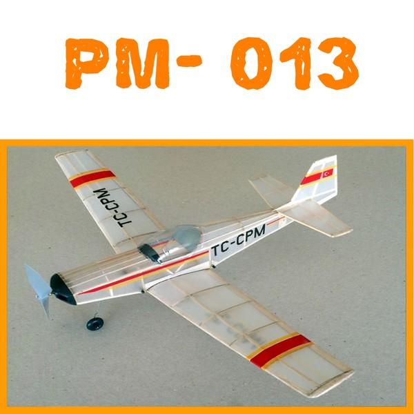 PM MODEL Slingby Firefly T-67
