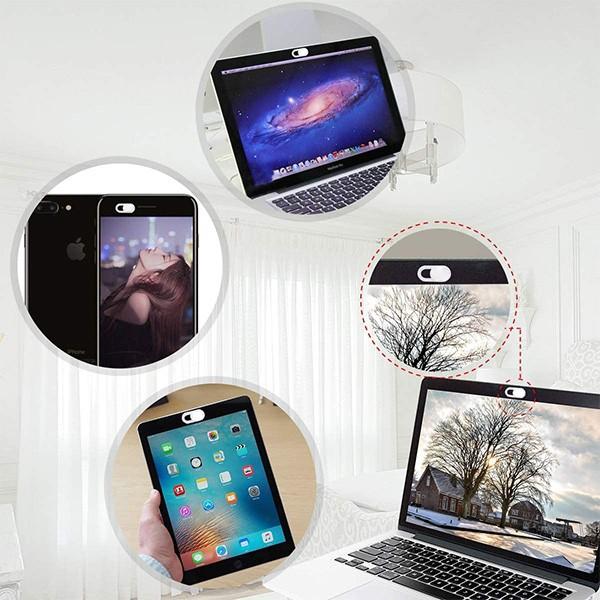 Ally 3 Adet Webcam Cover Notebook Ve Telefon Kamera Kapatıcı Gız fiyat