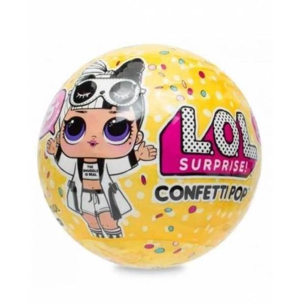 Benzeri L.O.L Confetti Pop  Sürprizli Bebek(BENZERİ ÜRÜN) LÜTFEN AÇIKLAMAYI OKUYUNUZ!!!