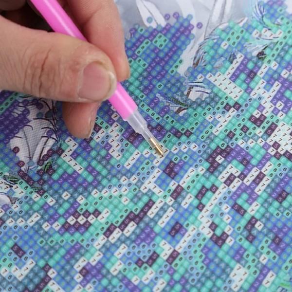 5D Elmas Boyama Tavus Kuşu Diamond Painting Kit Mozaik Tuval Seti fiyatları