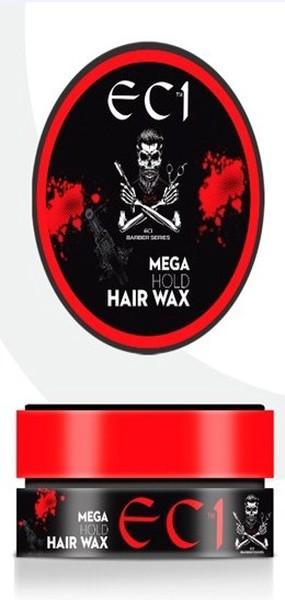 Eci Barber Series Mega Hold Hair Wax 150 Ml