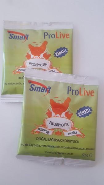 Smart  Prolive  50 Gr X2  Adet