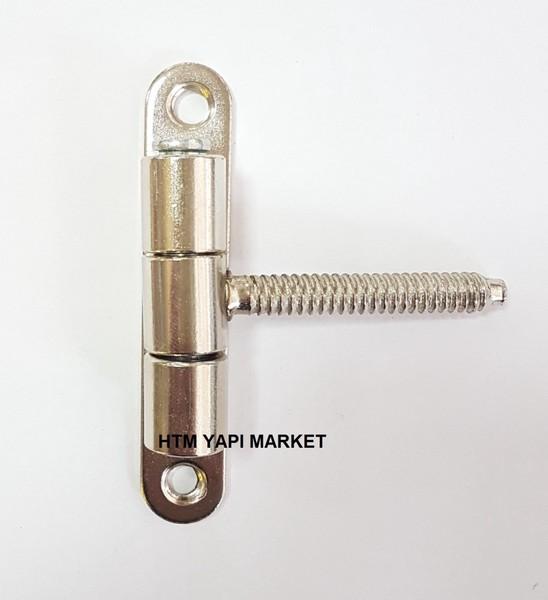 (1. Kalite - 2 Adet) Vidalı Kapı Menteşe - Vidalı Menteşe fiyatı