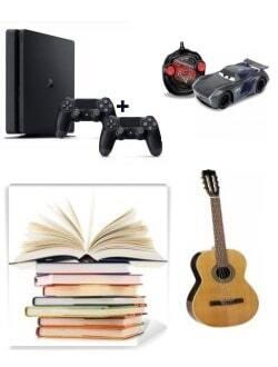 Kitap, Film, Hobi
